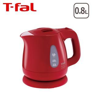 T-fal(ティファール)電気ケトル アプレシア ウルトラクリーン ネオ ルビーレッド 0.8L KO3905JP