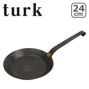 ターク 鉄製フライパン クラシック 24cm 65524 turk Classic Frying p...