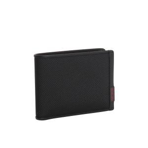 TUMI 19233 Alpha SLG ダブル ビルフォールド 二つ折り財布 ブラック daily-3
