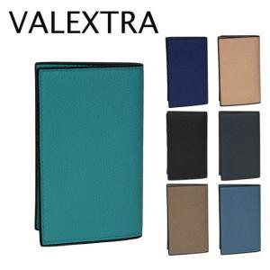 ヴァレクストラ 名刺ケース V8L03 28 選べるカラー カードケース daily-3