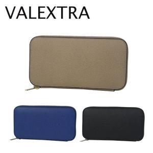 ヴァレクストラ ラウンドファスナー長財布 ジップパース 12カード V9L21 28 選べるカラー daily-3