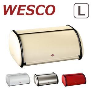 ウエスコ ブレッドボックス L 選べるカラー 保存容器|daily-3