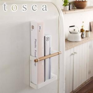 tosca(トスカ) マグネットラップホルダー 7825 ホワイト