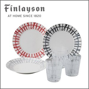 Finlayson(フィンレイソン)コロナ プレート&タンブラートリオセット|daily-3