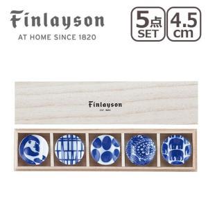 フィンレイソン 木箱入 箸置き 5個セット(コロナ・エレファンティ・アヤトス・ポップ・タイミ)|daily-3
