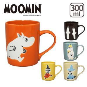 落ち着いた色味の濃淡と丸みをおびた形が可愛いマグカップ。優しいタッチでお馴染みのキャラクター達が描か...