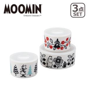 MOOMIN(ムーミン)ムーミンバレー レンジ3点セット|daily-3