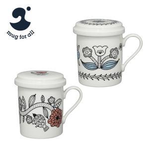 mug for all 松尾ミユキ ティーメイト 選べるデザイン 草花|daily-3