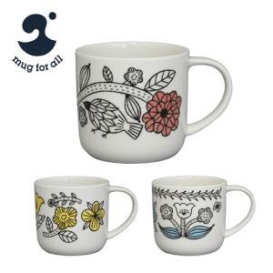mug for all 松尾ミユキ マグ 選べるデザイン 草花|daily-3