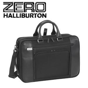 ゼロハリバートン PRF 3.0 3WAY ブリーフケース Large Three-Way Briefcase ブラック|daily-3