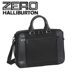 ゼロハリバートン PRF 3.0 ブリーフケース Thin Briefcase ブラック|daily-3