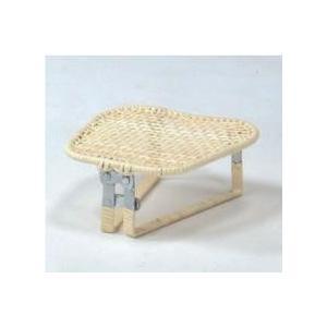 籐製正座器 折りたたみタイプ|daily-goods-shop