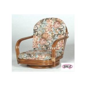 籐製 回転座椅子2505|daily-goods-shop