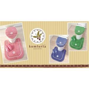 オカ コムフォルタ4  トイレタリー5点セット 通常便座型|daily-goods-shop