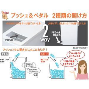 ユニード プッシュ&ペダル45S 2個セット 新輝合成|daily-goods-shop|03