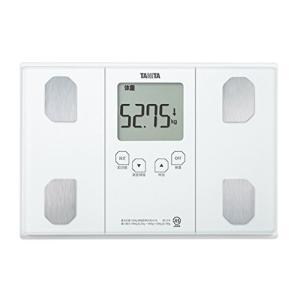 タニタ 体重・体組成計 インナースキャン50 パールホワイト BC-314-WH|dailystep