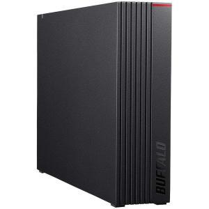 BUFFALO USB3.1(Gen.1)対応 外付けHDD 4TB ブラック HD-LD4.0U3-BKA|dailystep