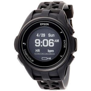 エプソン EPSON WristableGPS 腕時計 GPSランニングウォッチ 脈拍計測 J-300B|dailystep