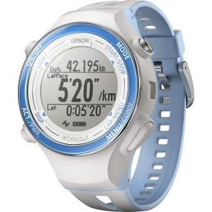 エプソン リスタブルジーピーエス EPSON Wristable GPS 腕時計 ランニングウォッチ GPS機能 SF-720W|dailystep