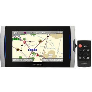 コムテック レーダー探知機 ZERO 903VS 無料データ更新 移動式オービス/小型オービス/ゾー...