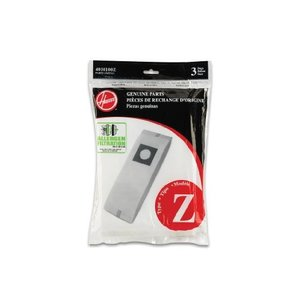 """Hoover Style """"Z"""" Top Fill Style Vacuum Bag 3-Count (並行輸入品)