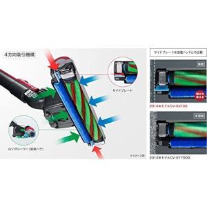 ◆軽量&スリム、引くときもキレイ「スマートヘッド」◆ヘッドとパイプの軽量化を実現した「カーボンライト...