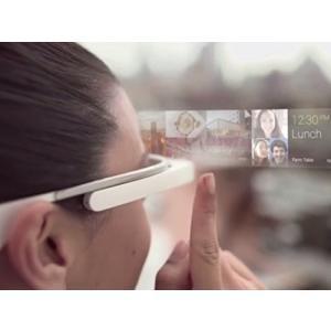 【第三世代】Google Glass V3.0 2GB RAM グーグルグラス XE-C 開発者向け (White ホワイト)|daim-store
