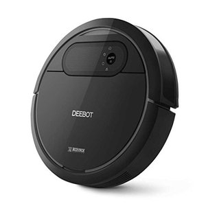 ECOVACS Robotic Vacuum Cleaner, Tangle-free Suction for Pet Hair, Hard|daim-store