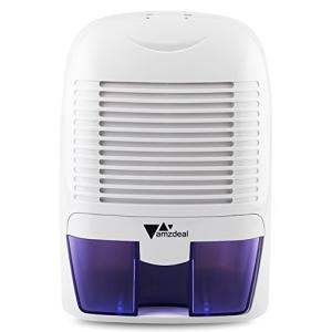 Amzdeal 除湿器 部屋干し除湿機 空気浄化機 除湿可能...