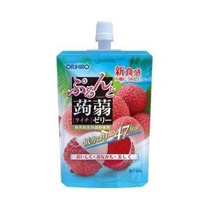 オリヒロ ぷるんと蒟蒻ゼリー ライチ 130g...の関連商品4