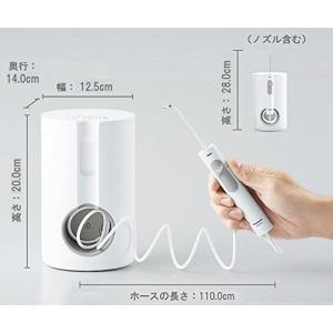 サイズ:28.0×12.5×14.0cm(ノズル含む)  /本体重量(kg):0.97電源:交流式 ...