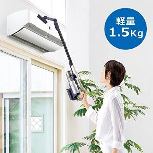シャープ 掃除機 コードレス サイクロン 軽量 ドライカーボン採用 RACTIVE Air(ラクティブ エア)プレミアムパッケージ EC-A1RX-N daim-store