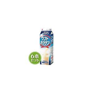 北海道のロングセラー乳酸菌飲料『カツゲン』カツゲン1000ml×6本セットです。