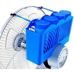 製氷機/夏/エアコン/ファン/プラスチック/無害/氷バケツ/電気/安全/家/オフィス/スクール [並行輸入品] daim-store
