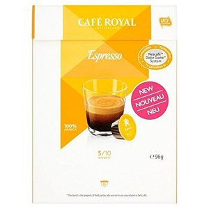 (Cafe Royal (カフェ王室)) エスプレッソドルチェグスト互換性のコーヒーポッドパックあた...