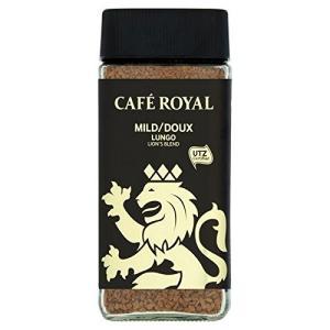 (Cafe Royal (カフェ王室)) インスタントコーヒーマイルド100グラム (x4)Cafe...