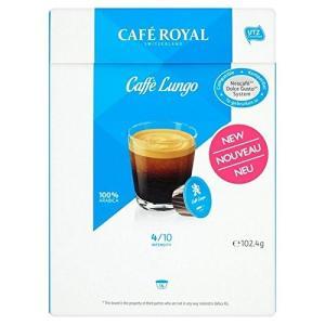 (Cafe Royal (カフェ王室)) ルンゴドルチェの楽しげ互換性のコーヒーポッドパックあたり1...
