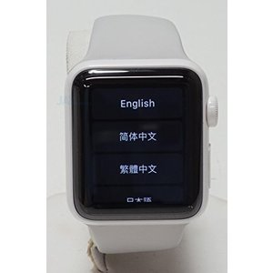Apple Watch Edition Series 2 38mm White Ceramic Case with Cloud Sport Band|daim-store