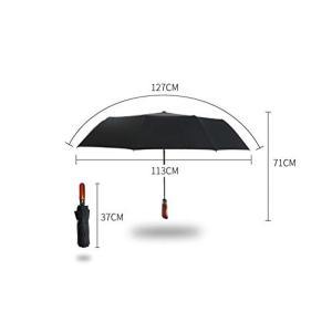 ◆【頑丈な防風設計】傘スタンドは8本のステンレススチール製のガラス繊維製のリブでできています。それは...