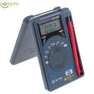 ツール 工具 デジタルテスター XB866 オートレンジ 液晶 電圧計 電流計 抵抗計 AC/DC ...