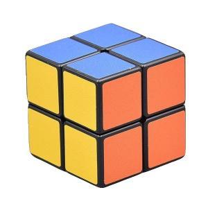 マジックキューブ 2x2x2 超滑らかなパズルキューブ スピードキューボ スクエアキューボキューボマ...