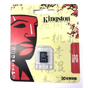 Kingston マイクロSD HC 32GB micro sd メディア カード メモリー