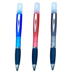 消毒液が携帯できるペン アルコール対応 スプレーボールペン アトマイザー 除菌 【ネコポス便可能】|daiomfg