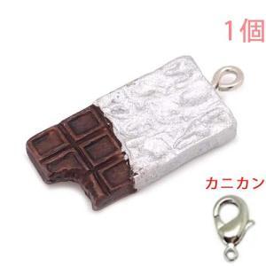 食品サンプルマスコットチャーム スイーツ 板チョコ (ヒートン&カニカンC25付)【ゆうパケット可能】|daiomfg