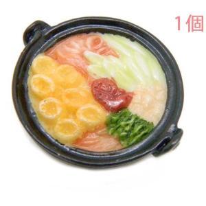 食品サンプルマスコットチャーム 軽食 きりたんぽ鍋 (ヒートンのみ)【ゆうパケット可能】|daiomfg