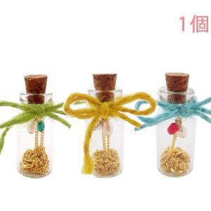 ネックレス パール&ビーズ (小瓶入り)|daiomfg