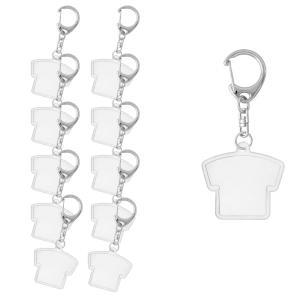ハメパチ ミニユニフォーム型 KU27 10個入り (キーホルダー 555S付)|daiomfg