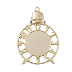 ミール皿・空枠 時計 ゴールド|daiomfg