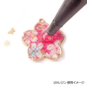 UVレジン液 ハードタイプ クリア 65g 1本|daiomfg|02