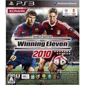 ワールドサッカーウイニングイレブン2010/中古PS3 dairihanbai